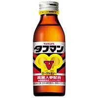 ヤクルト タフマンV 110ml瓶×40本入×(2ケース)