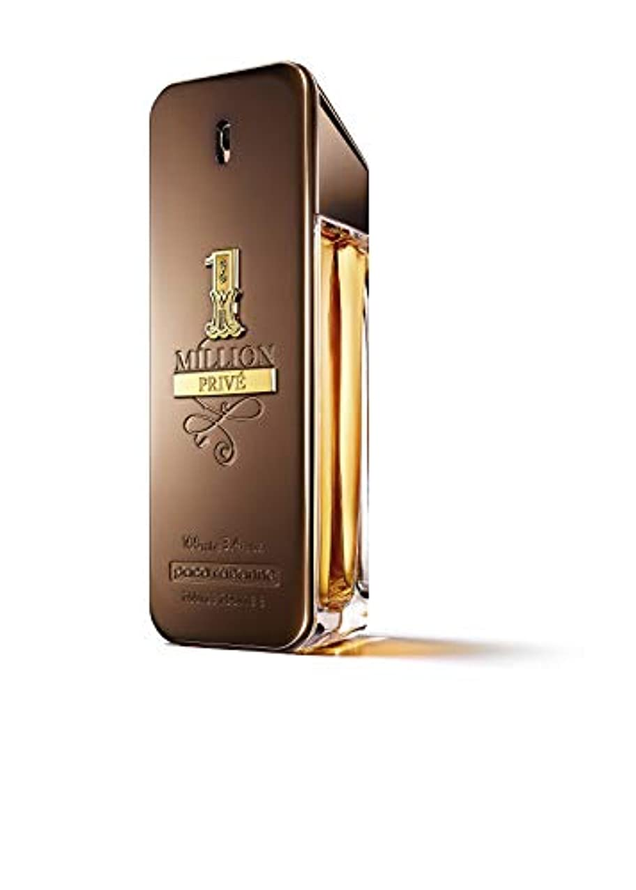 Paco Rabanne 1 Million Prive (パコラバンヌ 1ミリオン プリべ) 3.4 oz (100ml) EDT Spray for Men