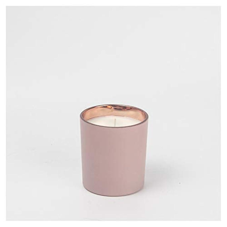 宮殿オッズ承認ACAO 手作りの香りのキャンドルクリエイティブフロストカップキャンドル屋内の香りのキャンドル (色 : White, Size : 4.5x5.2cm)