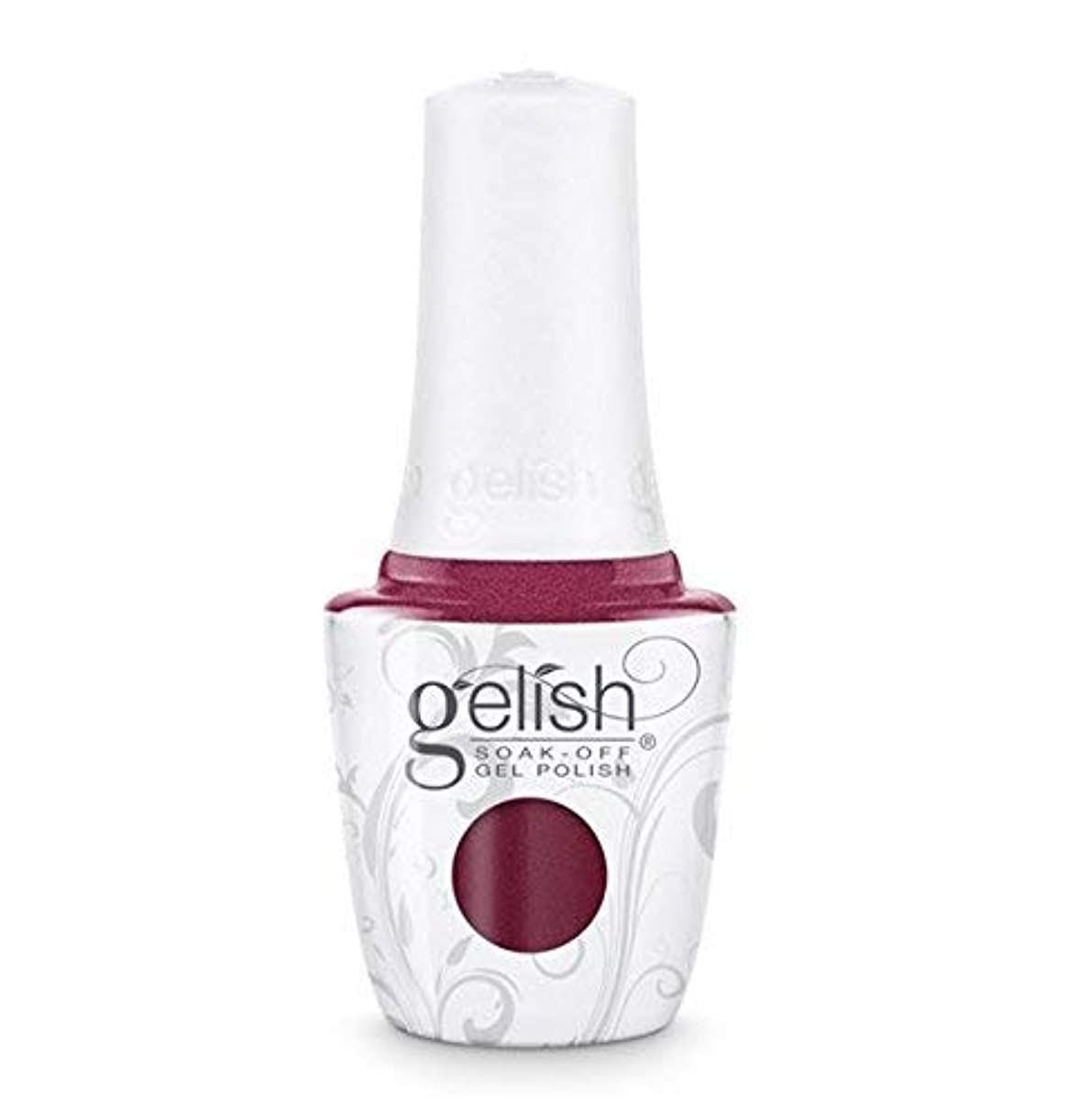 不快な風変わりなお酒Gelish Soak-Off Gel - African Safari Collection - Wanna Share a Tent? - 15 ml/05 oz