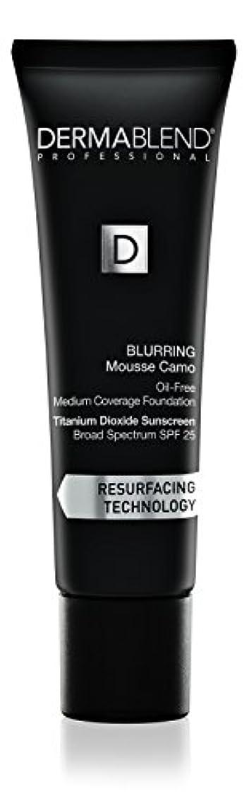 パトロン縫うモーションダーマブレンド Blurring Mousee Camo Oil Free Foundation SPF 25 (Medium Coverage) - #40W Sahara 30ml/1oz