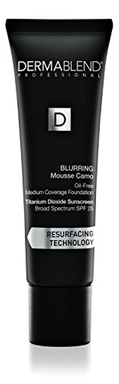 配偶者軍目を覚ますダーマブレンド Blurring Mousee Camo Oil Free Foundation SPF 25 (Medium Coverage) - #40W Sahara 30ml/1oz