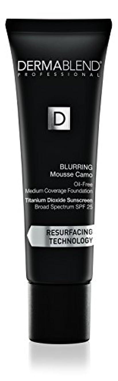 衝動長いですシルクダーマブレンド Blurring Mousee Camo Oil Free Foundation SPF 25 (Medium Coverage) - #35N Wheat 30ml/1oz