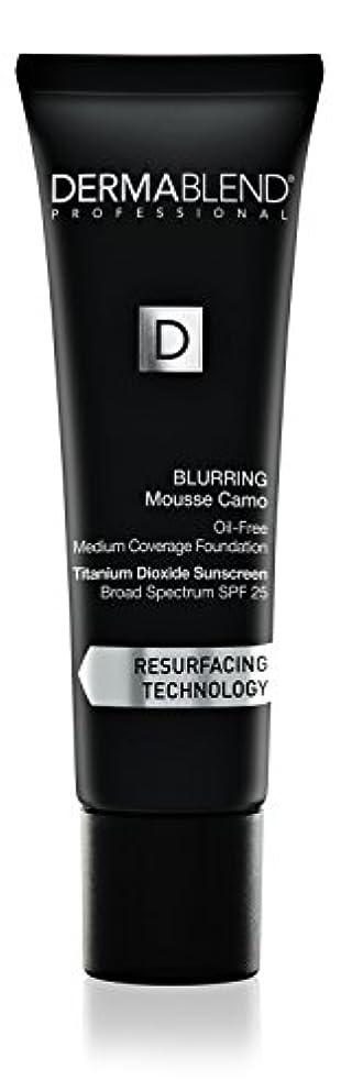 それにもかかわらず警報矛盾ダーマブレンド Blurring Mousee Camo Oil Free Foundation SPF 25 (Medium Coverage) - #40W Sahara 30ml/1oz