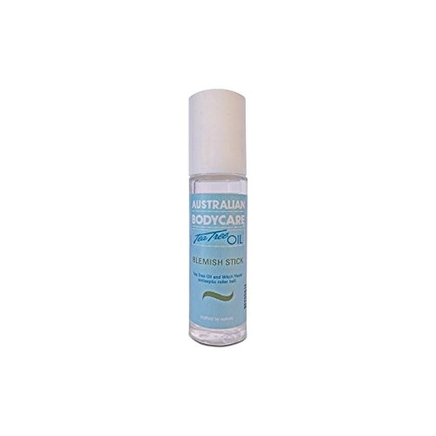 示す意図する海嶺Australian Bodycare Blemish Stick (9ml) (Pack of 6) - オーストラリアのボディケア傷スティック(9ミリリットル) x6 [並行輸入品]