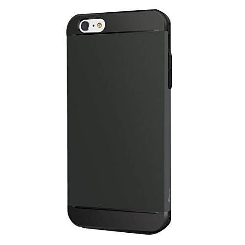 roocase 【iPhone 6 Plus / 6s Plus 用耐衝撃ケース】 Exec Tough Case Cover スペースグレー RC-IPH6-5.5-ET-SG