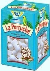 ペルーシュ ホワイト(白色) 高級砂糖 750g 入り