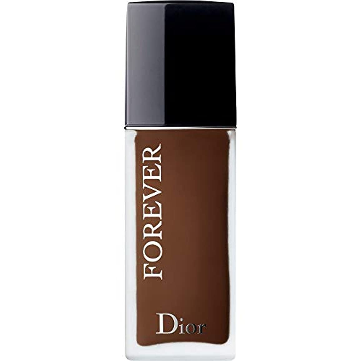 腐食するバックアップ資格情報[Dior ] ディオール永遠皮膚思いやりの基盤Spf35 30ミリリットルの9N - ニュートラル(つや消し) - DIOR Forever Skin-Caring Foundation SPF35 30ml 9N -...