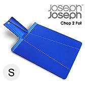 Joseph Joseph(ジョセフジョセフ) Chop2Pot(まな板) ブルーS (5190300)
