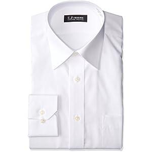[ヤマキ] U.P renoma 綿100% 形態安定ワイシャツ 防汚加工 長袖 メンズ GED100 100 日本 3984 (日本サイズM相当)