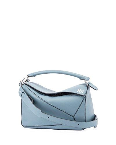 [(ロエベ) Loewe] [パズルの小さなテクスチャードレザーのショルダーバッグ Puzzle small textured-leather shoulder bag] (並行輸入品)