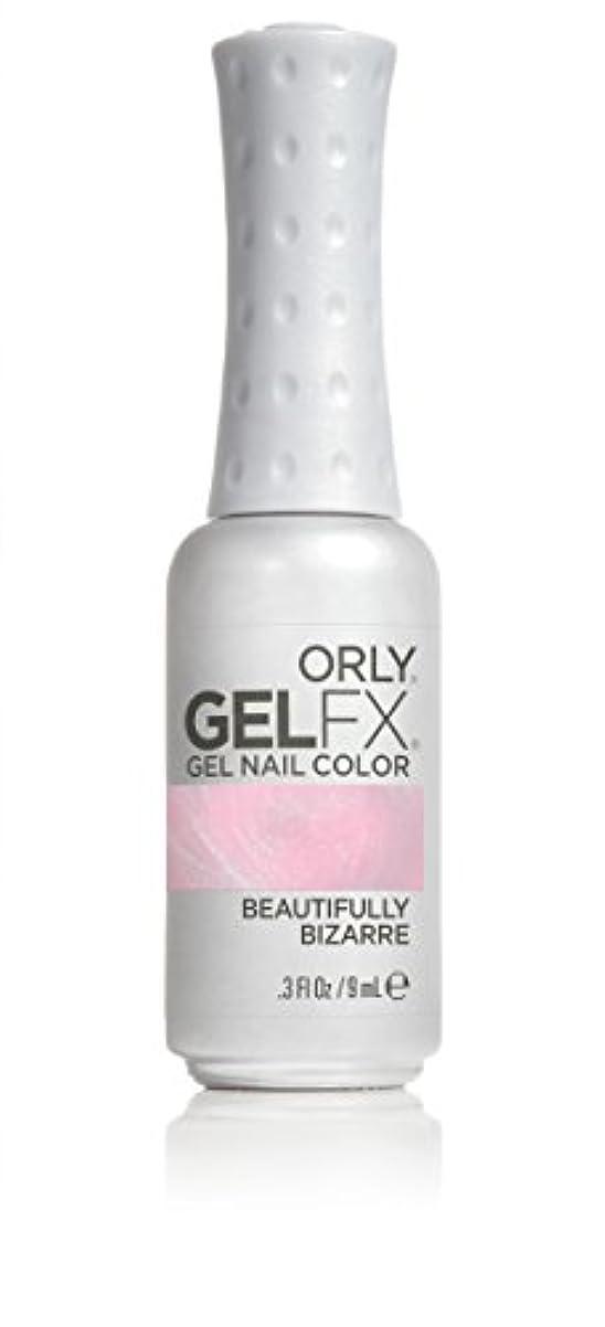 旧正月レンジ医療過誤Orly GelFX Gel Polish - Beautifully Bizarre - 0.3oz / 9ml