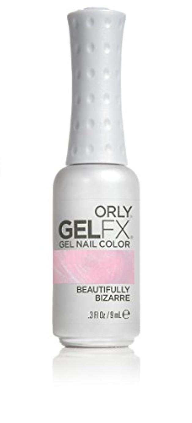 覗く文言批判するOrly GelFX Gel Polish - Beautifully Bizarre - 0.3oz / 9ml
