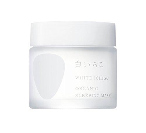 WHITE ICHIGO(ホワイトイチゴ) オーガニック スリーピング マスク 50g