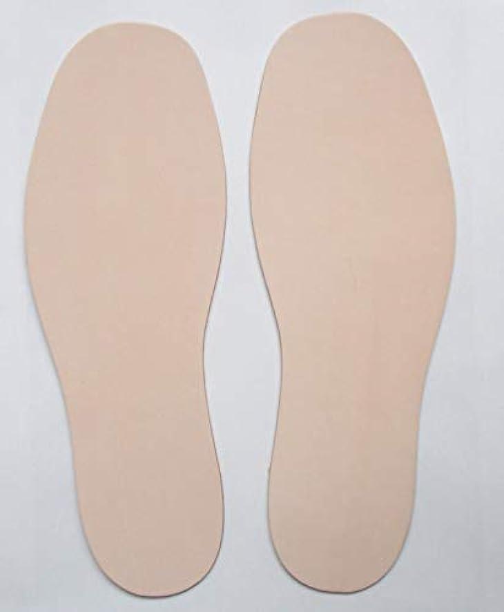 不愉快執着博覧会日本製 天然皮革の牛革インソール