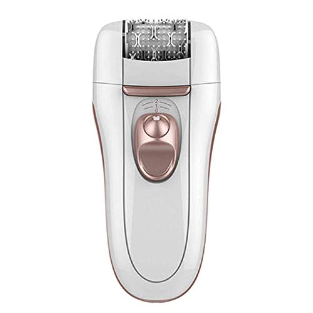 印象的な快適冷蔵するXUEYAQI- 電気アイスポイント脱毛器具、家庭用レーザー脱毛アーティファクト、男性と女性の外部脱毛器、痛みのない顔用脱毛器(ローズゴールド)