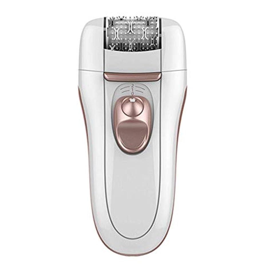 メドレーバンジージャンプ体系的にXUEYAQI- 電気アイスポイント脱毛器具、家庭用レーザー脱毛アーティファクト、男性と女性の外部脱毛器、痛みのない顔用脱毛器(ローズゴールド)
