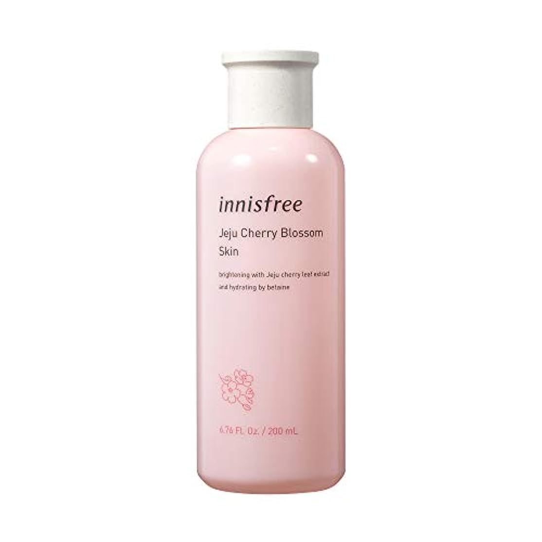 専門化する順応性のある被るイニスフリー(Innisfree) チェリーブロッサム スキン 化粧水 200 mL