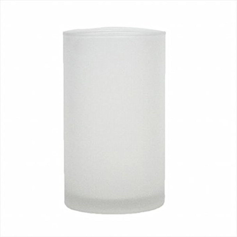 発信ポインタ地味なカメヤマキャンドル(kameyama candle) モルカグラスSフロスト