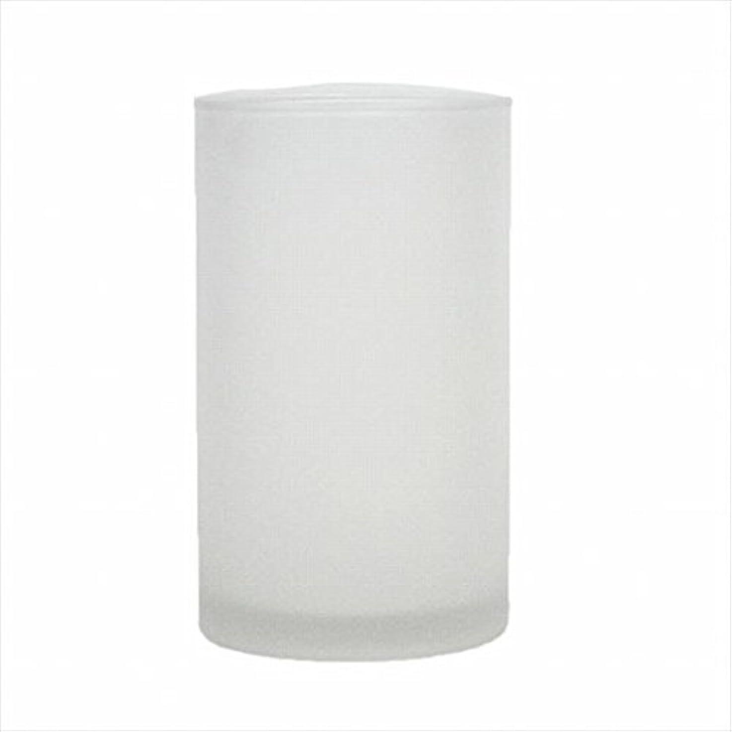 大理石機会可聴カメヤマキャンドル(kameyama candle) モルカグラスSフロスト