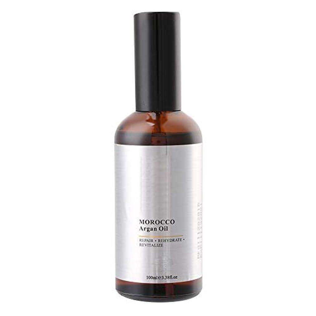 松の木体アライアンスヘアケアエッセンスオイル100mlモロッコアルガンオイルエクストラストレングス浸透オイル、乾いたと粗い髪、保湿修復髪
