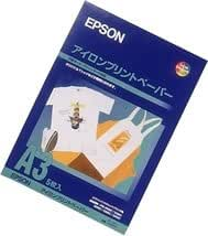 EPSON アイロンプリントペーパー A3サイズ 5枚入り KA35TR
