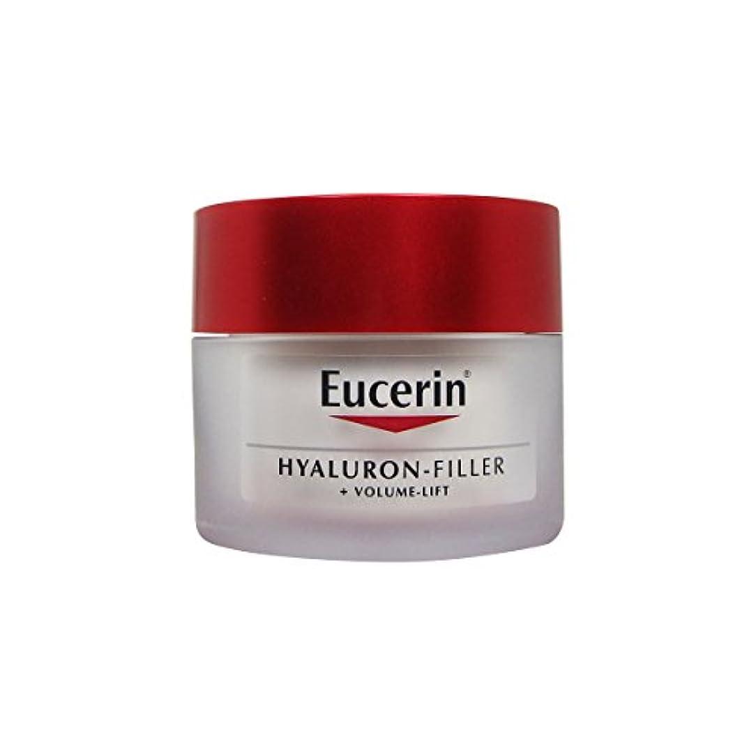 再生可能スクワイア恩赦Eucerin Hyaluron Filler + Volume Lift Day Cream Normal to Combination Skin 50ml