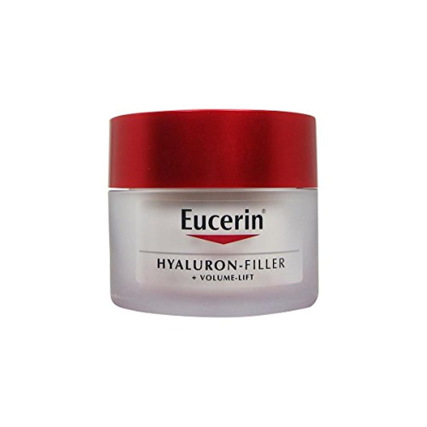 中古再撮りリベラルEucerin Hyaluron Filler + Volume Lift Day Cream Normal to Combination Skin 50ml