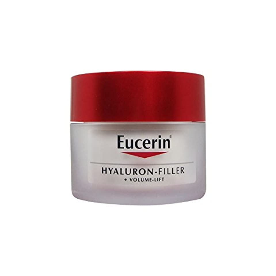 熟す配列冬Eucerin Hyaluron Filler + Volume Lift Day Cream Normal to Combination Skin 50ml