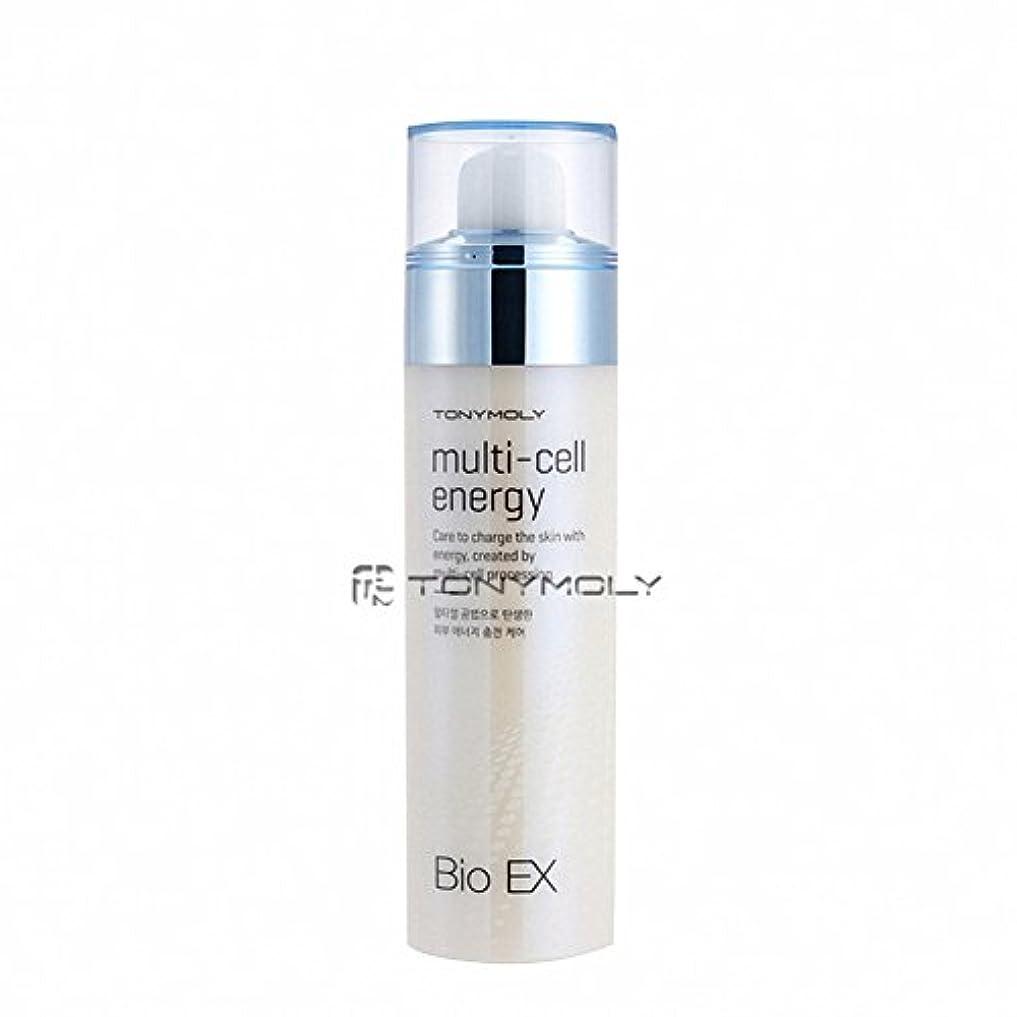 高める氏聖人トニーモリー TONYMOLY Bio EX Multi-Cell Energy 120ml トニーモリー バイオEXマルチセルエネルギー 韓國直送 [並行輸入品]