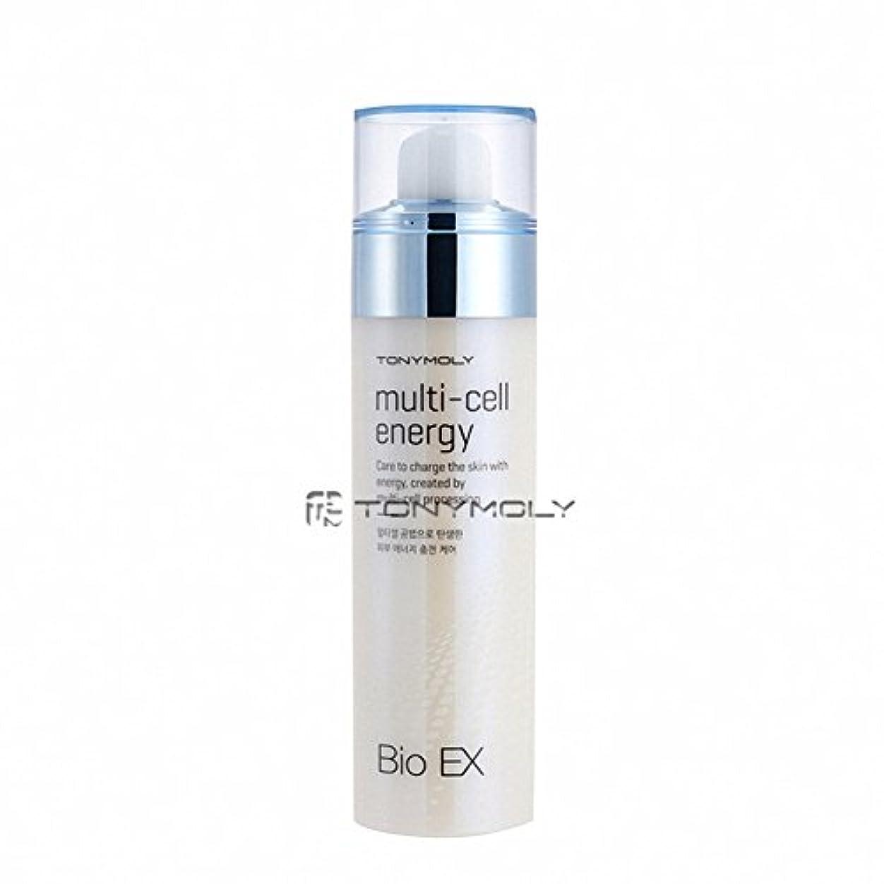 最終設置エンゲージメントトニーモリー TONYMOLY Bio EX Multi-Cell Energy 120ml トニーモリー バイオEXマルチセルエネルギー 韓國直送 [並行輸入品]