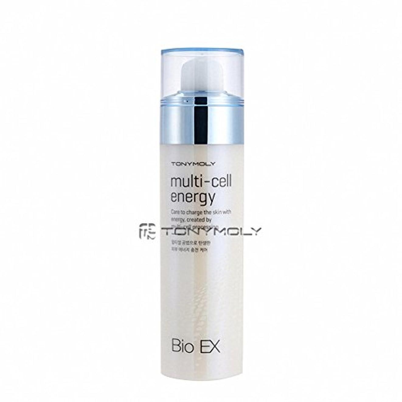 下位リダクターバートニーモリー TONYMOLY Bio EX Multi-Cell Energy 120ml トニーモリー バイオEXマルチセルエネルギー 韓國直送 [並行輸入品]