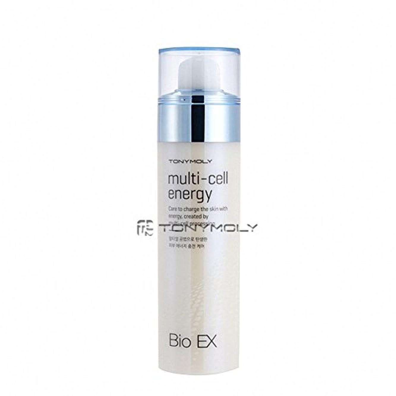 不健康コロニアル熟達したトニーモリー TONYMOLY Bio EX Multi-Cell Energy 120ml トニーモリー バイオEXマルチセルエネルギー 韓國直送 [並行輸入品]