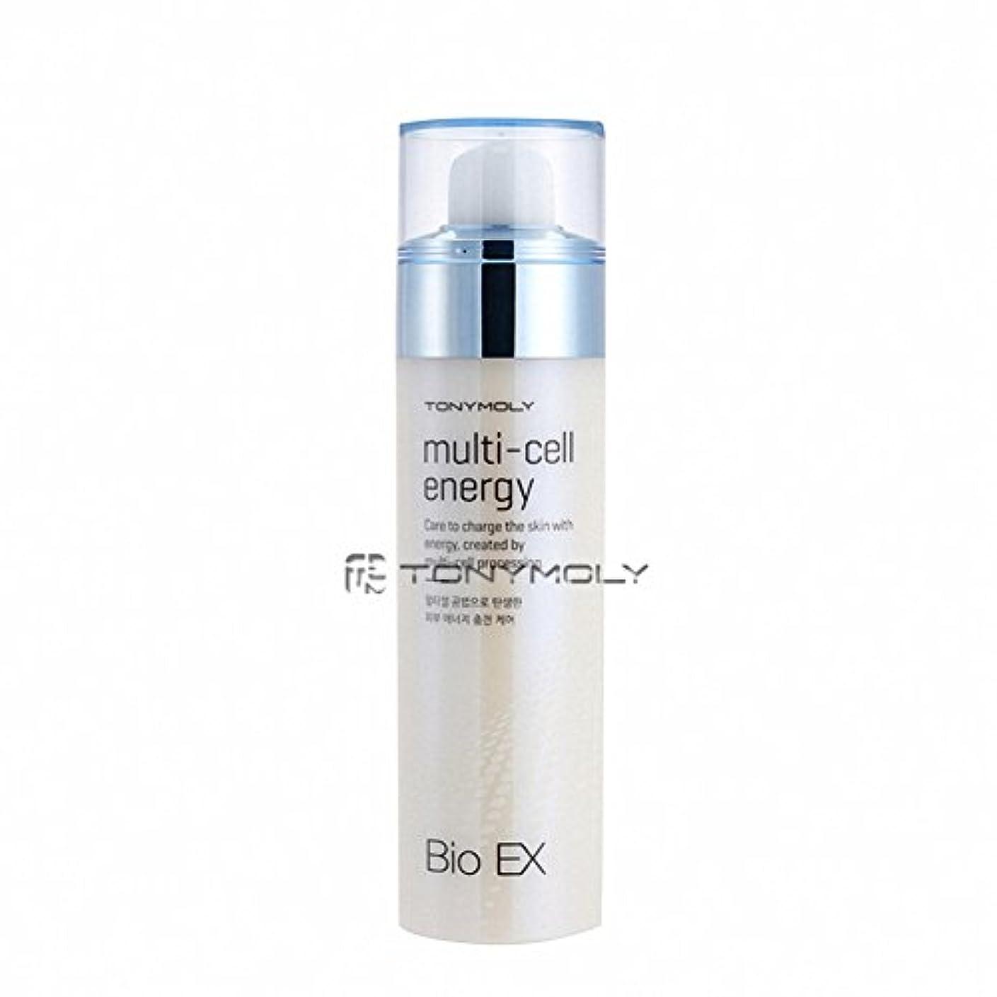 水を飲む過去ショッキングトニーモリー TONYMOLY Bio EX Multi-Cell Energy 120ml トニーモリー バイオEXマルチセルエネルギー 韓國直送 [並行輸入品]