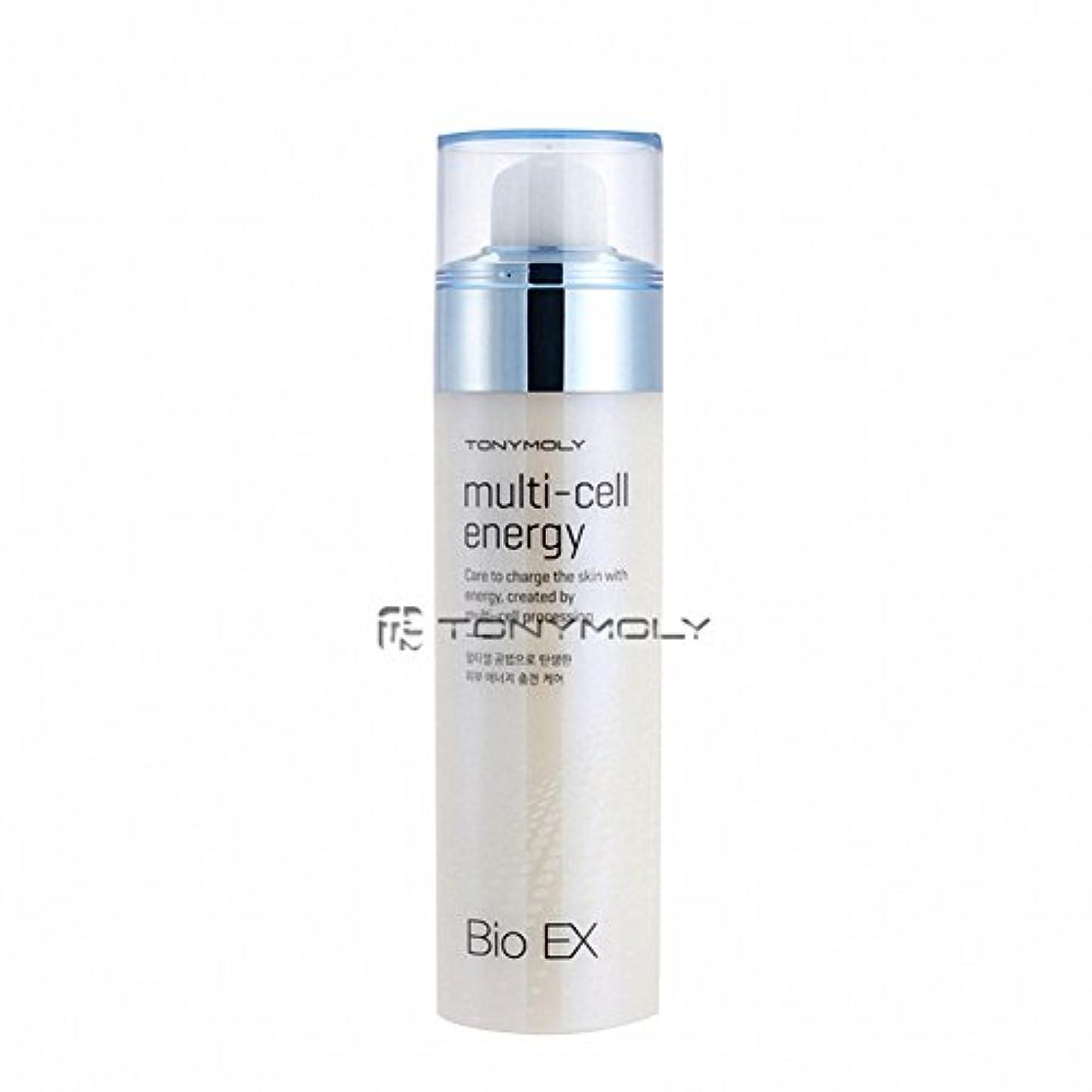 トニーモリー TONYMOLY Bio EX Multi-Cell Energy 120ml トニーモリー バイオEXマルチセルエネルギー 韓國直送 [並行輸入品]
