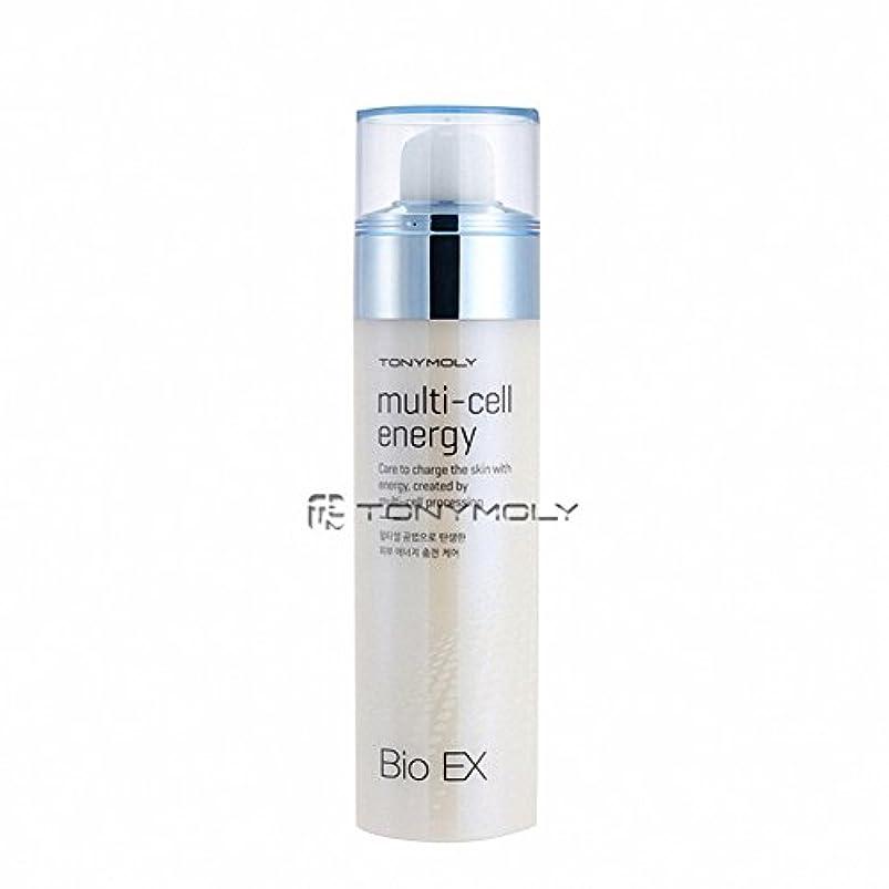 感性ジョージハンブリーアナリストトニーモリー TONYMOLY Bio EX Multi-Cell Energy 120ml トニーモリー バイオEXマルチセルエネルギー 韓國直送 [並行輸入品]