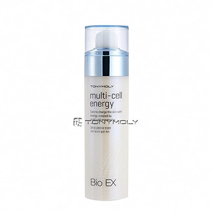 嬉しいです自動的にレイトニーモリー TONYMOLY Bio EX Multi-Cell Energy 120ml トニーモリー バイオEXマルチセルエネルギー 韓國直送 [並行輸入品]
