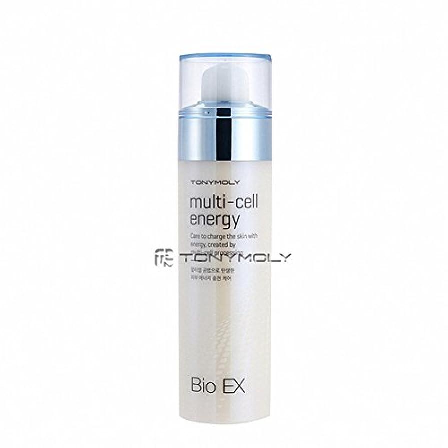 楽観電気陽性社説トニーモリー TONYMOLY Bio EX Multi-Cell Energy 120ml トニーモリー バイオEXマルチセルエネルギー 韓國直送 [並行輸入品]