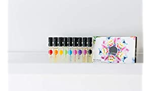 IME 100% Natural Perfume - Collections Sample Pack. Certified Toxin & Cruelty Free. 9 x 2.5ml EDP