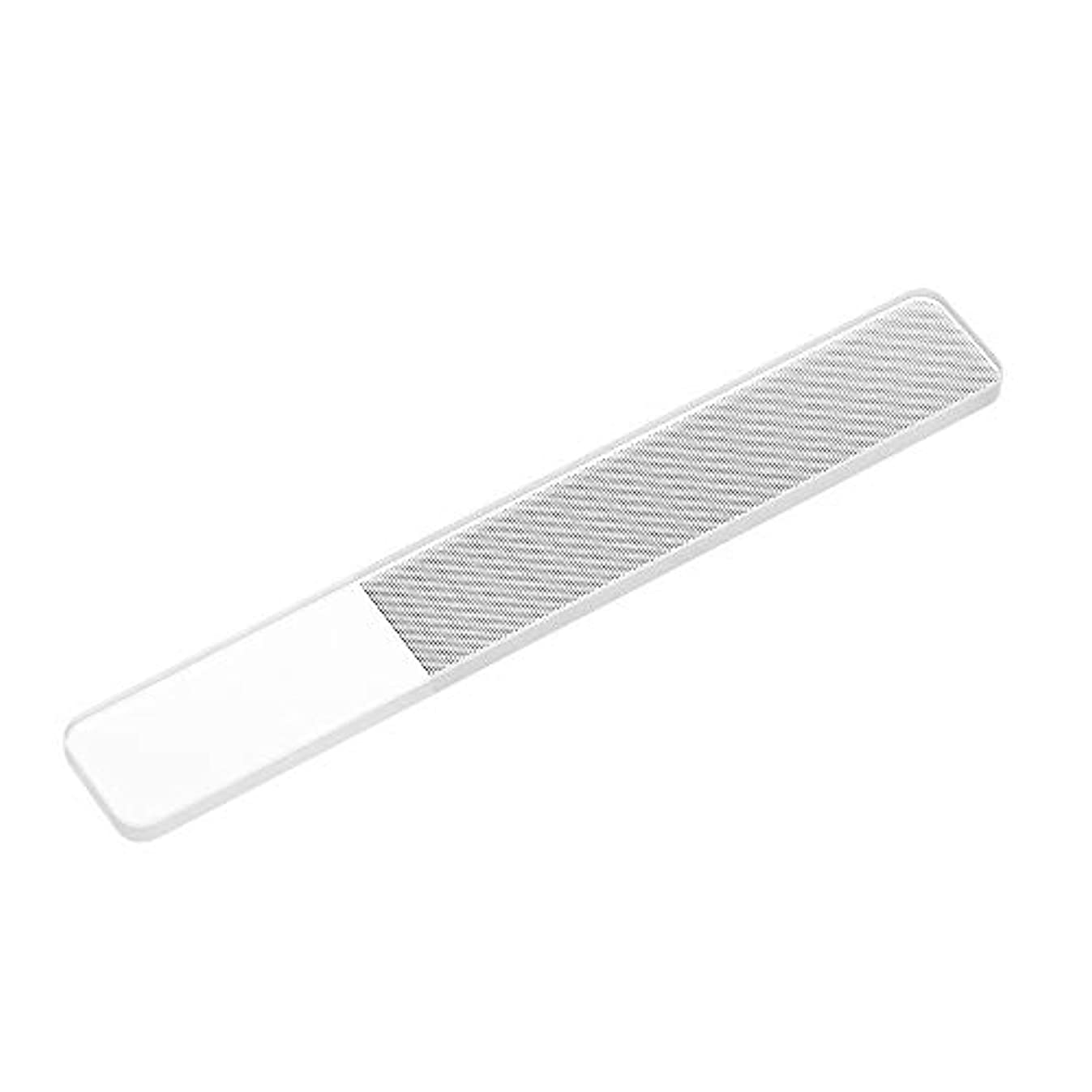 すべて清める全能グリット爪ヤスリ 爪磨き 両面タイプ 爪やすり ネイルファイル ネイルケアセット ネイルケア