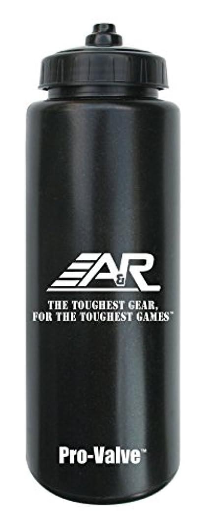 一貫性のない元気ブレークPro-Valve Squeeze Water Bottle 32 oz - A&R Sports by A&R Sports