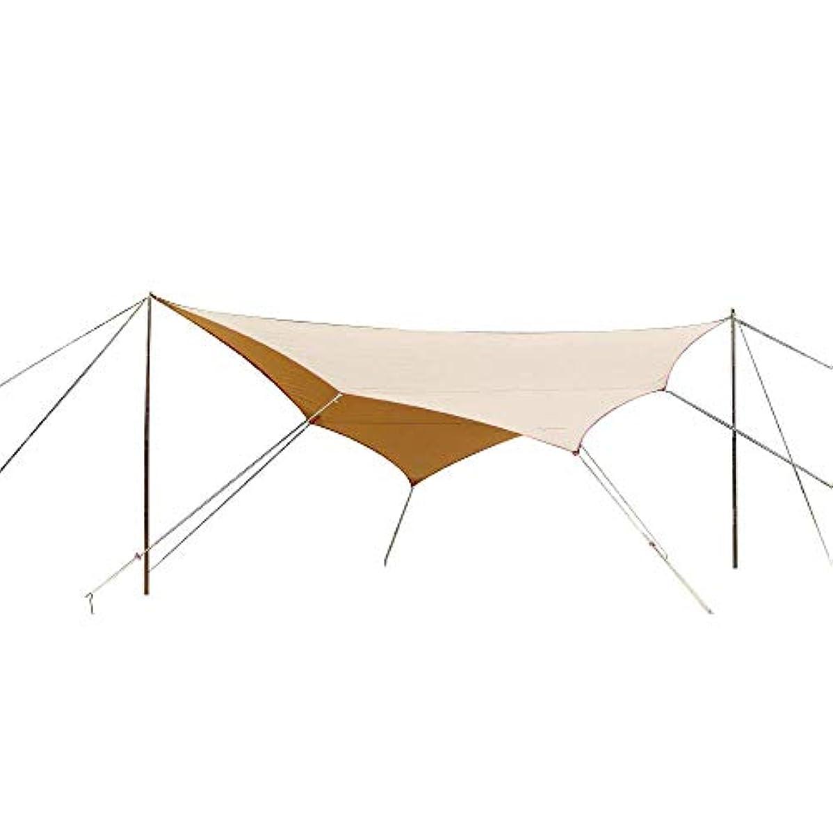 のど白鳥固体tent-Mark DESIGNS テンマクデザイン 焚火 タープ TC ウィング