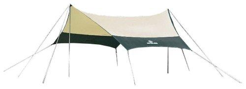 キャプテンスタッグ(CAPTAIN STAG) キャンプ用品 テント タープ サンシェード プレーナヘキサ タープ セットM-3155