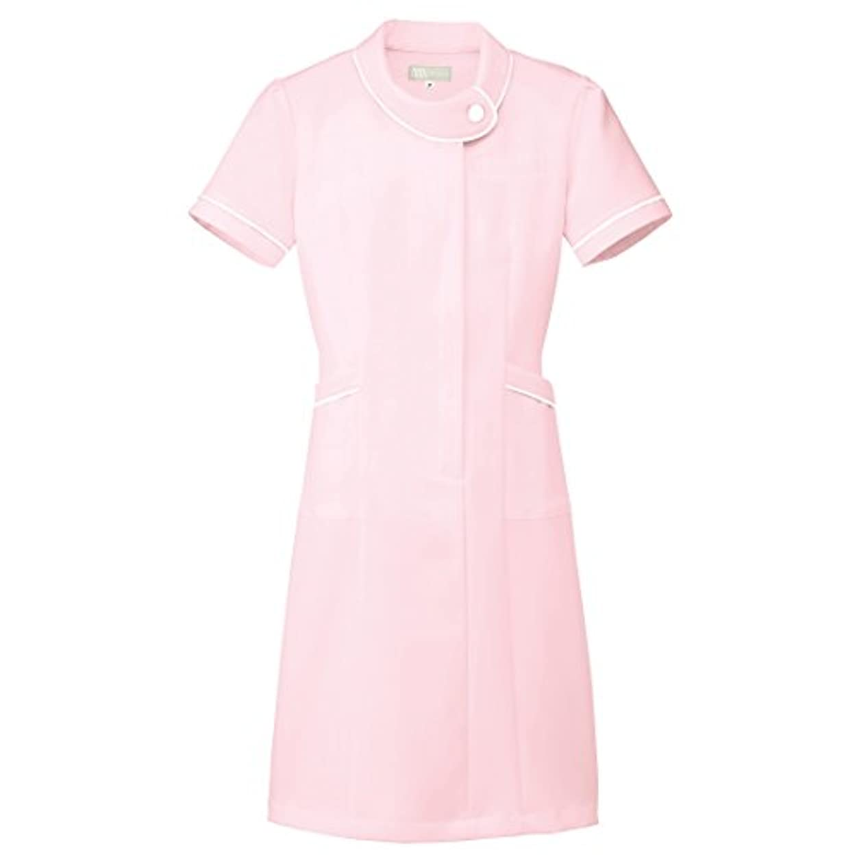 すなわち豆寄り添う【Lumiere】ルミエール ナース 看護師用 女性用 白衣 診察衣 ワンピース (861110) 【SS~5Lサイズ展開】