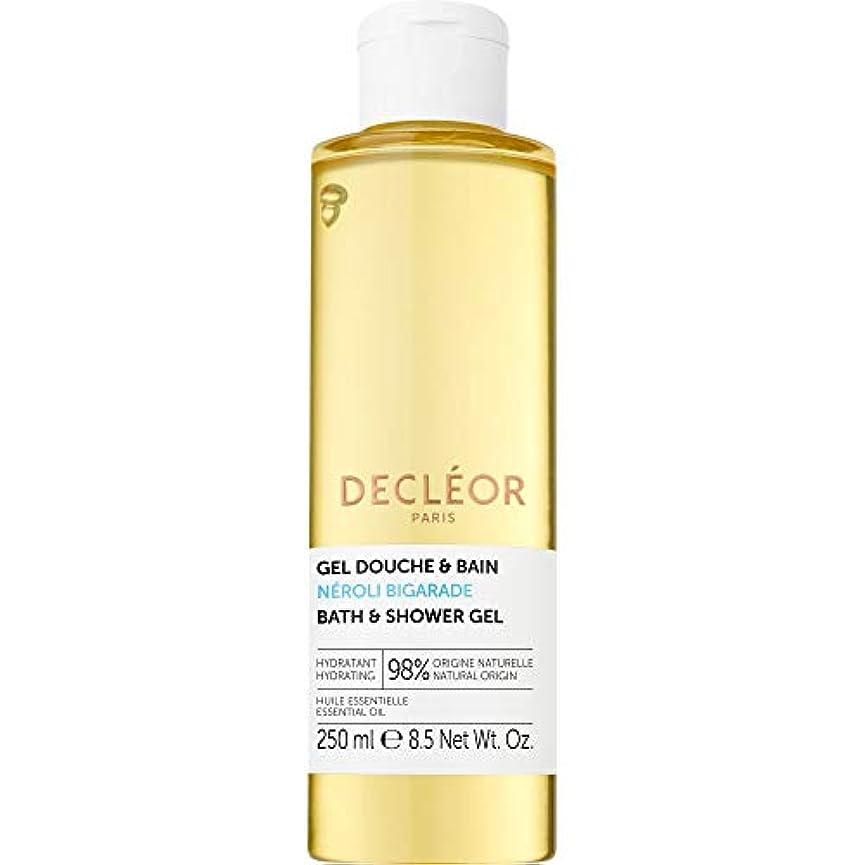 マキシムフィットネス視聴者[Decl?or ] デクレオールネロリBigaradeバス&シャワージェル250ミリリットル - Decleor Neroli Bigarade Bath & Shower Gel 250ml [並行輸入品]