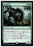 MTG (JPN) 意地悪な狼(ELD) 緑