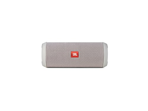 JBL FLIP3 Bluetoothスピーカー IPX5防水機能 ポータブル/ワイヤレス対応 グレイ JBLFLIP3GRAY 【国内正規品】