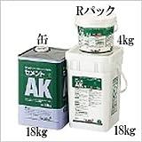 タジマ接着剤 セメントAK 4kg(Rパック) ビニル床材用
