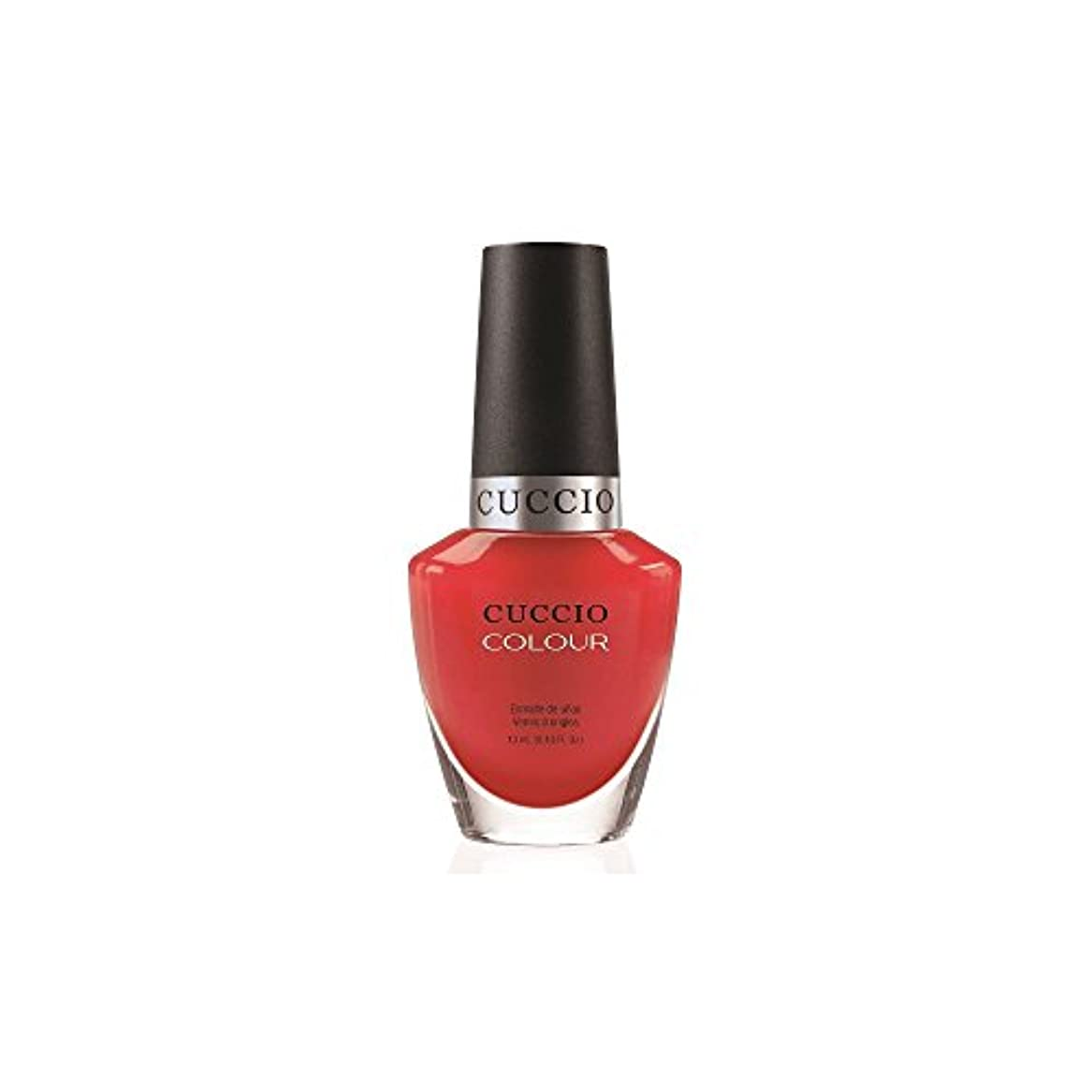 衝撃熟す公然とCuccio Colour Gloss Lacquer - Bloody Mary - 0.43oz / 13ml