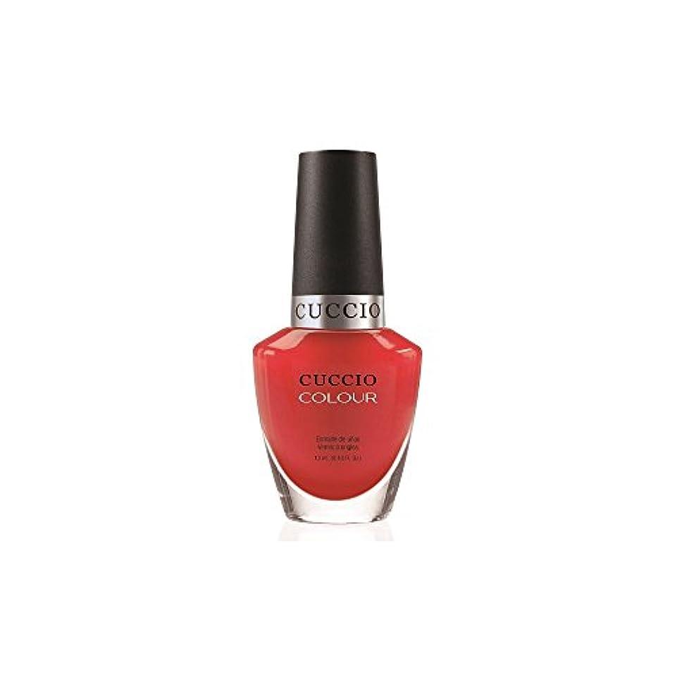 パイル国家定数Cuccio Colour Gloss Lacquer - Bloody Mary - 0.43oz / 13ml